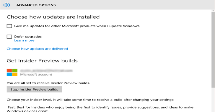 How to Run Ubuntu on latest Windows 10 Insider Preview Build 14316
