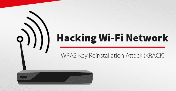 KRACK Demo: Critical Key Reinstallation Attack Against Widely-Used WPA2 Wi-Fi Protocol