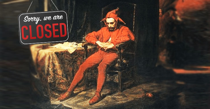 Joker's Stash, The Largest Carding Marketplace, Announces Shutdown