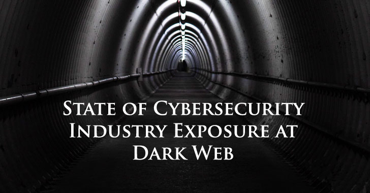 Report: 97% of Cybersecurity Companies Have Leaked Data on the Dark Web