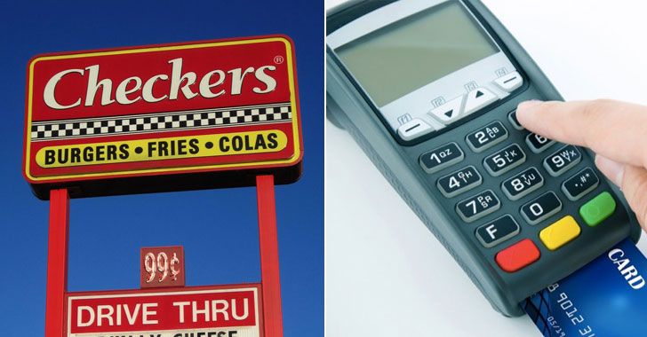 Hackers Stole Customers' Credit Cards from 103 Checkers and Rally's Restaurants