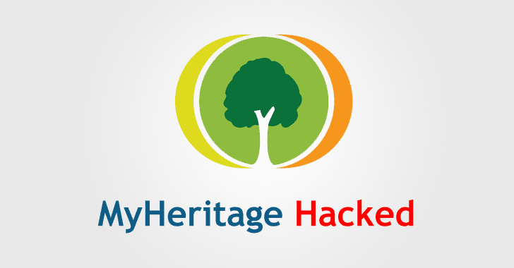MyHeritage Says Over 92 Million User Accounts Have Been Compromised