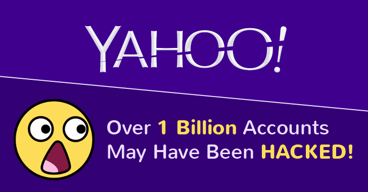 Uh oh, Yahoo! Data Breach May Have Hit Over 1 Billion Users