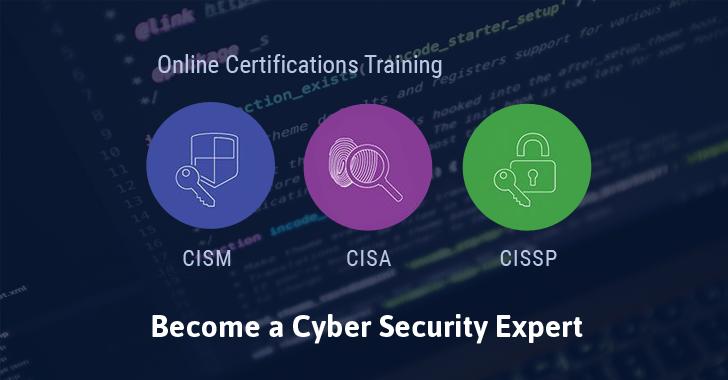 Cybersecurity Certification Courses – CISA, CISM, CISSP