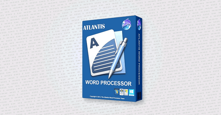 Atlantis-Word-Processor