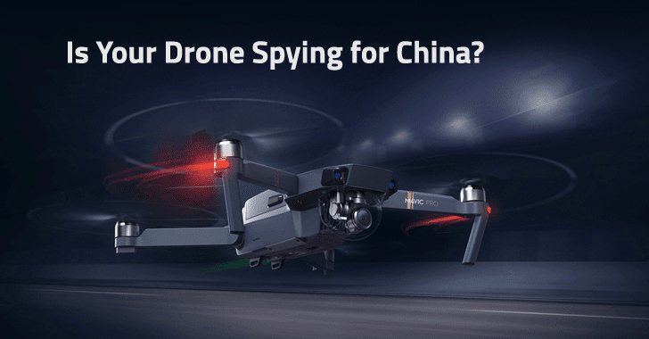 Is Your DJI Drone a Chinese Spy? Leaked DHS Memo Suggests