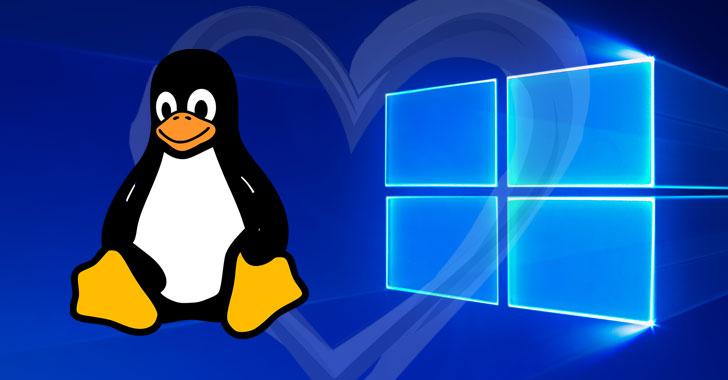 windows 10 linux kernel