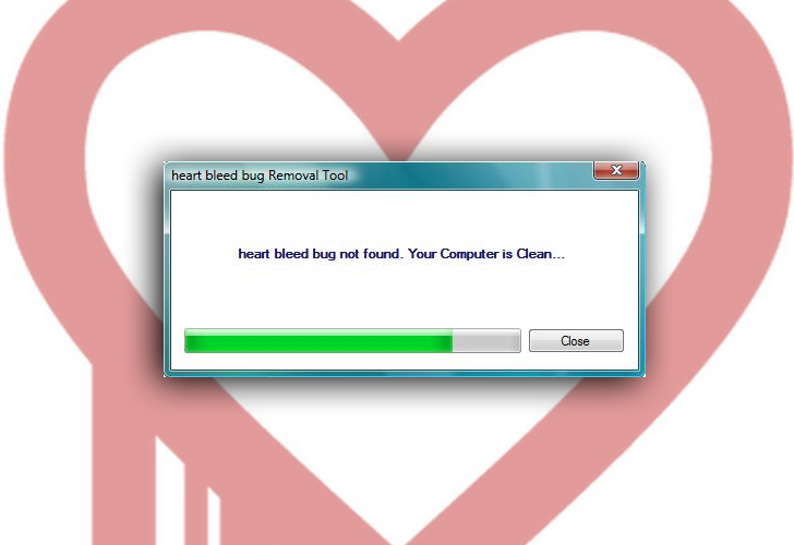 Beware Of Fake 'HeartBleed Bug Remover Tool', Hijacks System with Keylogger