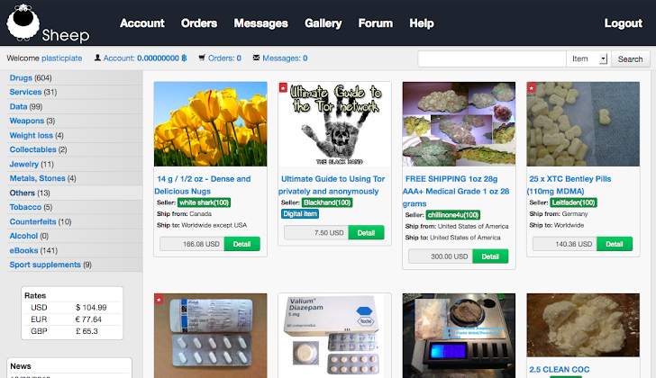 Sheep Marketplace shut down after $40 Million in Bitcoin Theft