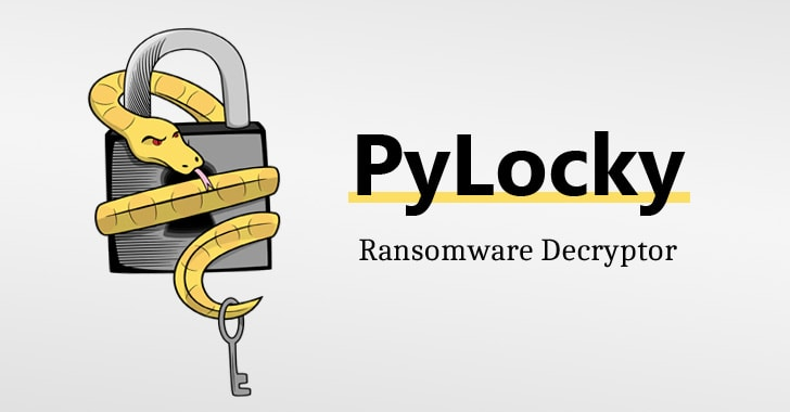 PyLocky Ransomware Decryption Tool Released — Unlock Files For Free