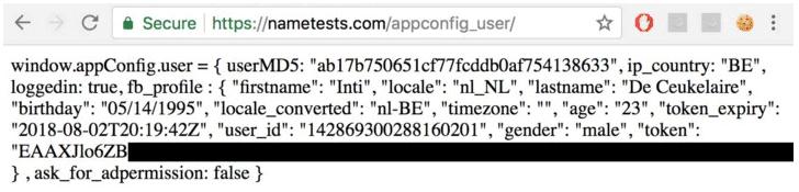 website-data-leak