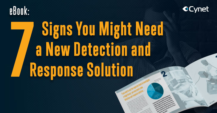 [eBook] 7 Signs You Might Need a New Detection and Response Tool
