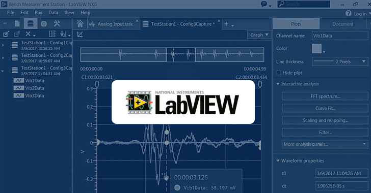 LabVIEW-hack