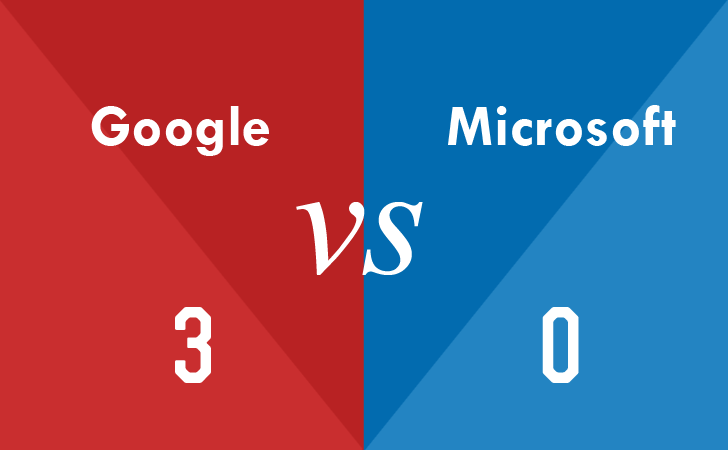 Google vs. Microsoft — Google reveals Third unpatched Zero-Day Vulnerability in Windows