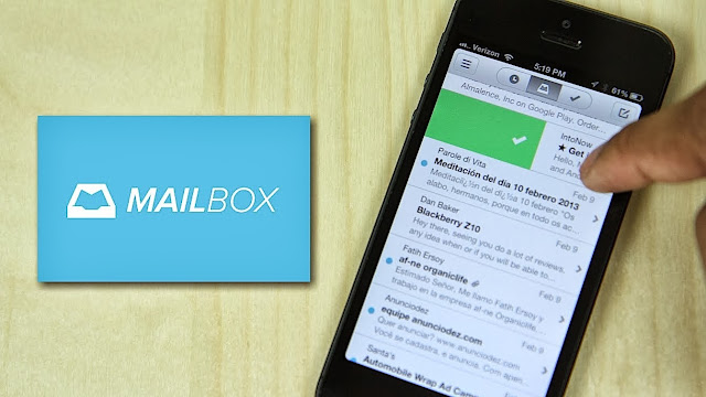 Mailbox iPhone app vulnerability executes any Javascript from HTML mail body