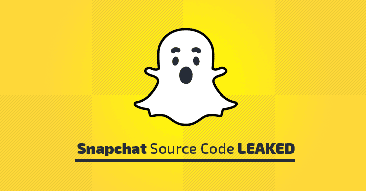 Snapchat Hack — Hacker Leaked Snapchat Source Code On GitHub