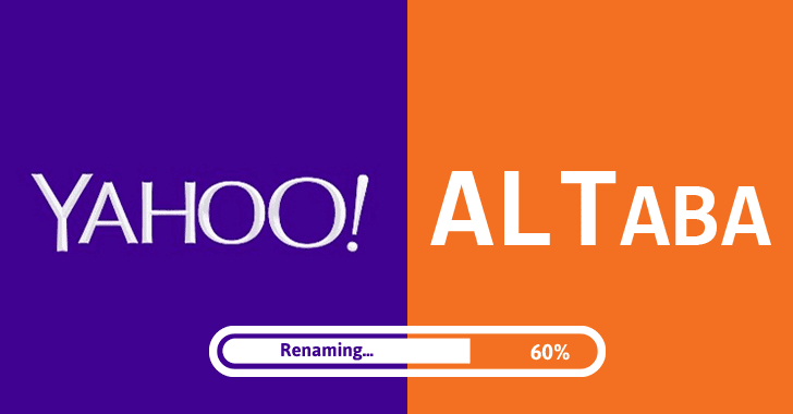 Goodbye! Yahoo to rename itself 'Altaba' after Verizon Deal
