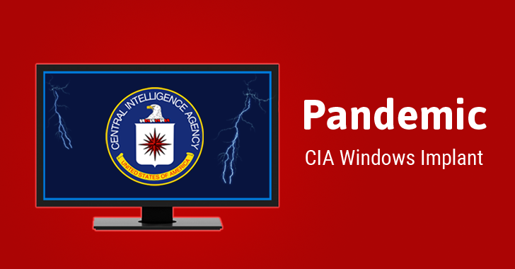 This CIA Tool Hacks Windows Computers Silently Over the Network