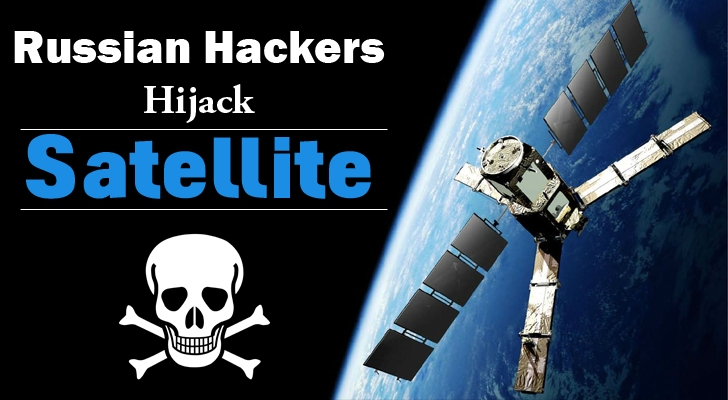 Russian Hackers Hijack Satellite To Steal Data from Thousands of Hacked Computers