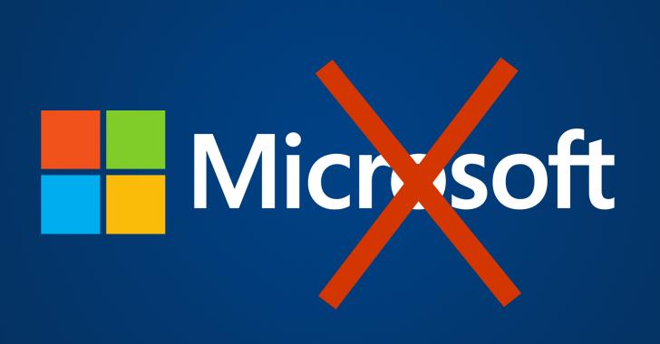 Microsoft Sues US Govt Over Unconstitutional Secret Data Requests