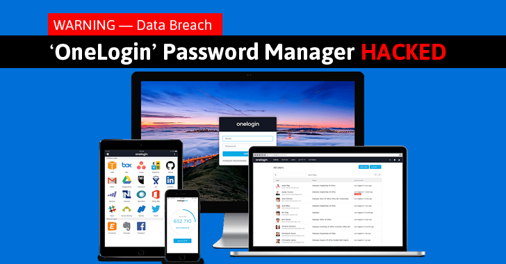 OneLogin Password Manager Hacked; Users' Data Can be Decrypted