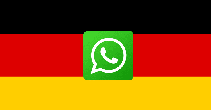 Germany Bans Facebook From Collecting WhatsApp Data