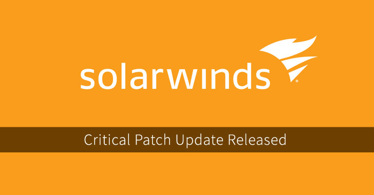 SolarWinds Issues Second Hotfix for Orion Platform Supply Chain Attack