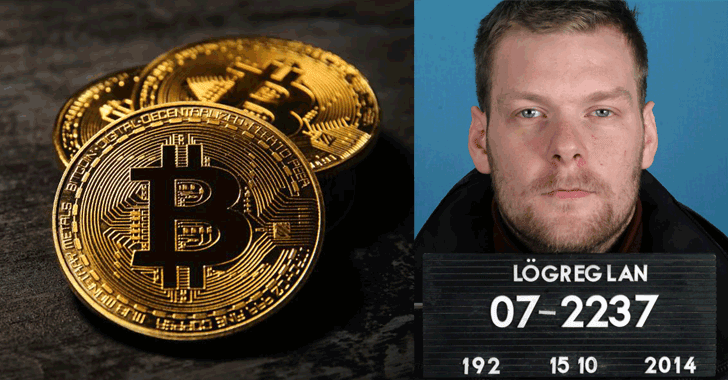 Suspected 'Big Bitcoin Heist' Mastermind Fled to Sweden On Icelandic PM's Plane