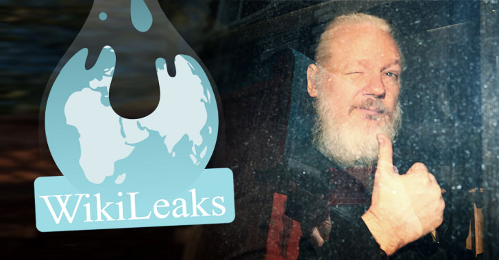British Court Rejects U.S. Request to Extradite WikiLeaks' Julian Assange