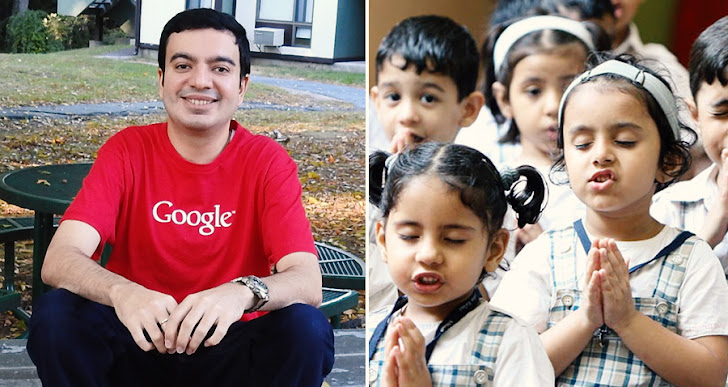 The Guy Who Accidently bought Google.com Got a Huge Reward, But he Donated it to Charity