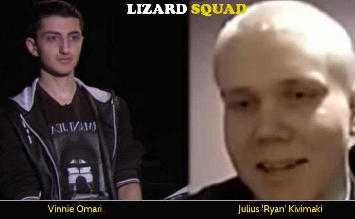 Two 'Lizard Squad' Hackers Arrested After Christmas DDoS Attacks