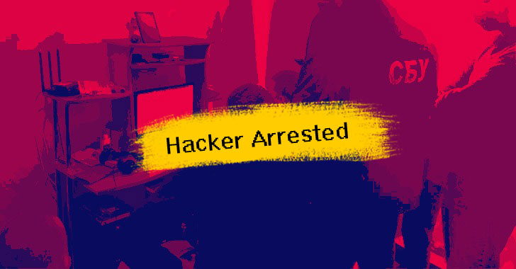 Ukrainian Police Arrest Hacker Who Tried Selling Billions of Stolen Records