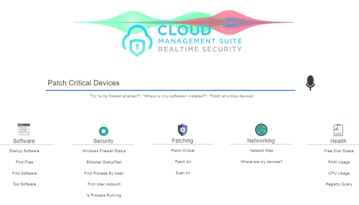 cloud management suite