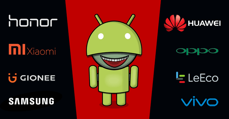 Pre-Installed Malware Found On 5 Million Popular Android Phones