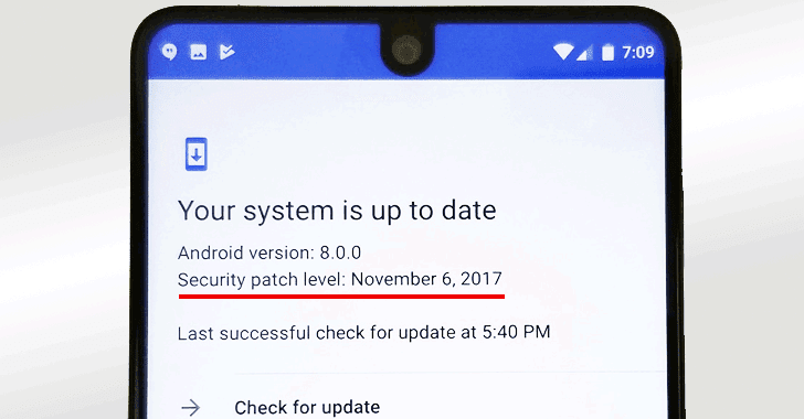 Popular Android Phone Manufacturers Caught Lying About Security Updates
