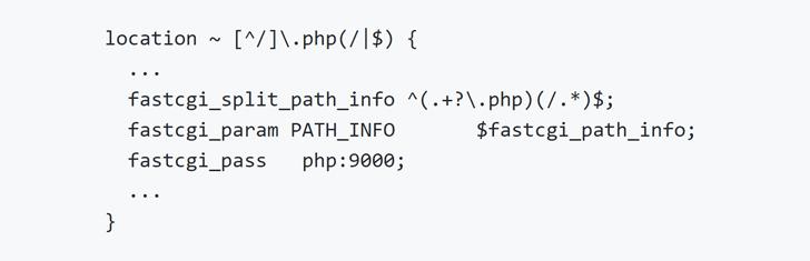 nginx php-fpm hacking