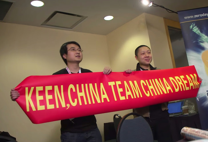 The Keen Team - Chinese hackers