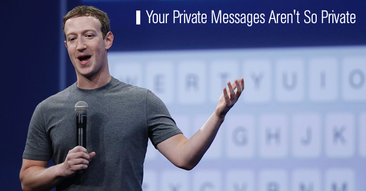 Facebook Sued for illegally Scanning Users' Private Messages