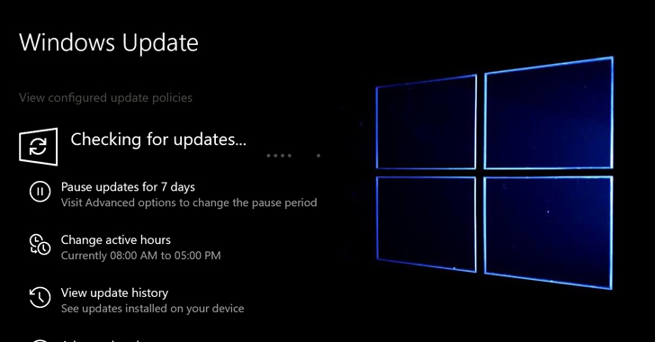 windows update software