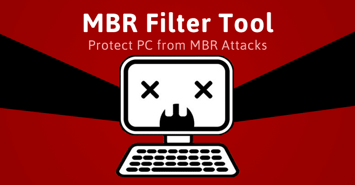 MBRFilter — Open Source Tool to Protect Against 'Master Boot Record' Malware