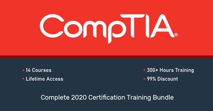 CompTIA Certification Prep Courses – Get Lifetime Access @ 99% Discount