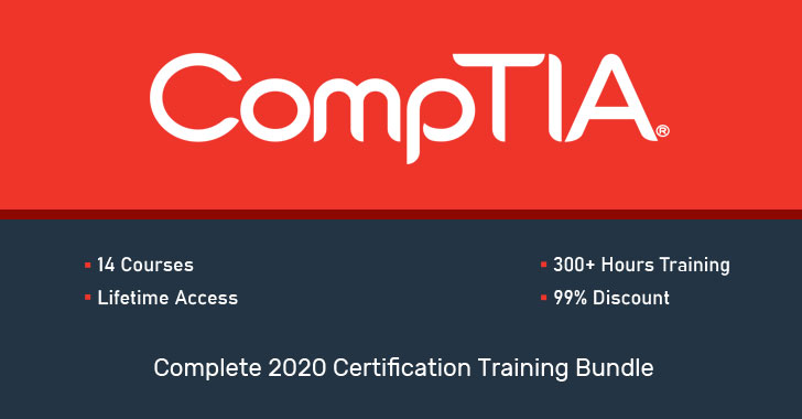 CompTIA Certification Preparation Training Courses Online