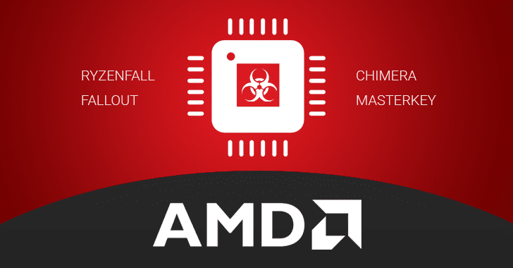13 Critical Flaws Discovered in AMD Ryzen and EPYC Processors