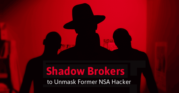 'Shadow Brokers' Threatens to Unmask A Hacker Who Worked With NSA