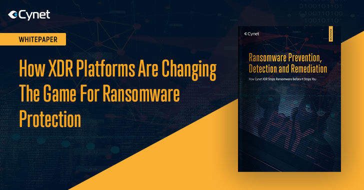 Download: How XDR Platforms Are Changing The Game For Ransomware Protection
