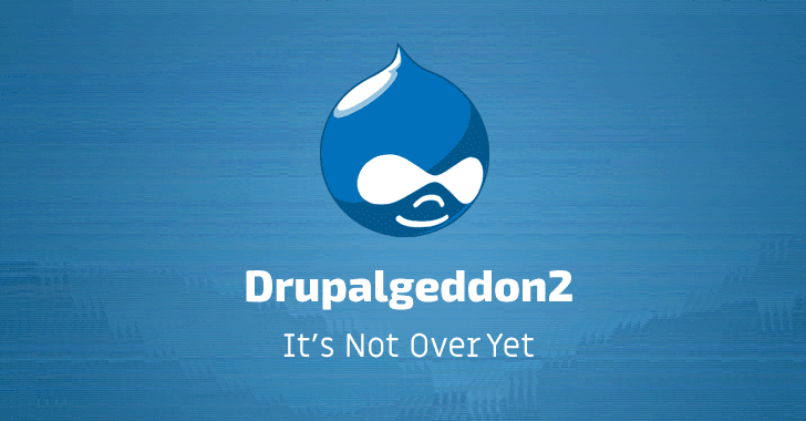 Over 115,000 Drupal Sites Still Vulnerable to Drupalgeddon2 Exploit