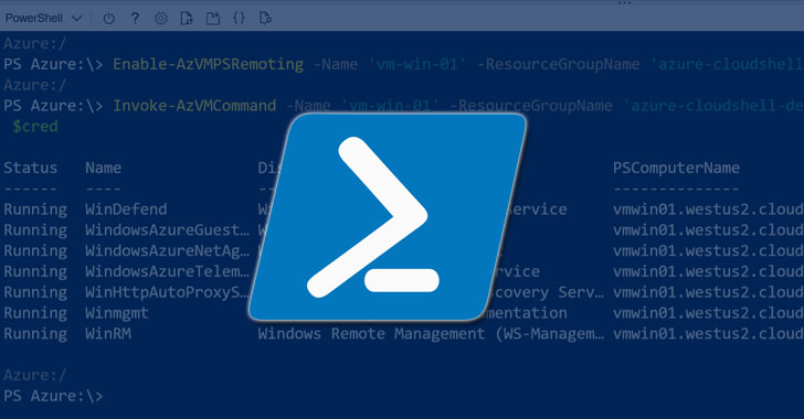 Microsoft Urges Azure Users to Update PowerShell to Patch RCE Flaw