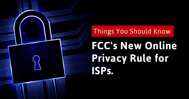 New Privacy Rules require ISPs to must Ask you before Sharing your Sensitive Data