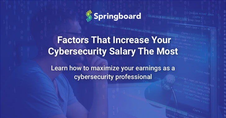 Top 5 Factors That Increase Cyber Security Salary The Most