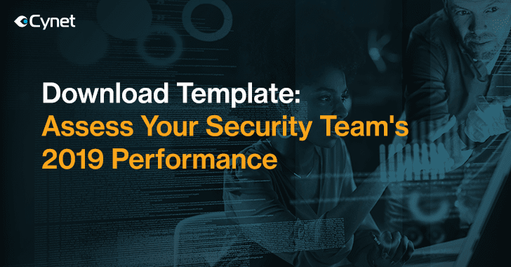 The Ultimate 2019 Security Team Assessment Template